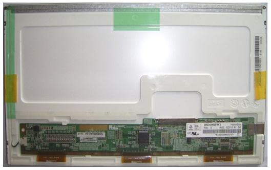 """10"""" (разр: 1024x600) Hannstar  HSD100IFW1-A00 30 pin матовая LED"""