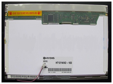 "12,1"" (разр: 1280x800) Hyundai Display Hydis HT121WX2-103  20pin глянцевая CCFL-1"