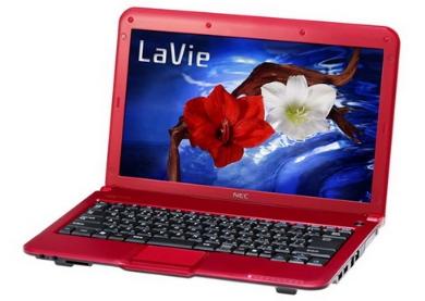 ноутбук NEC Lavie